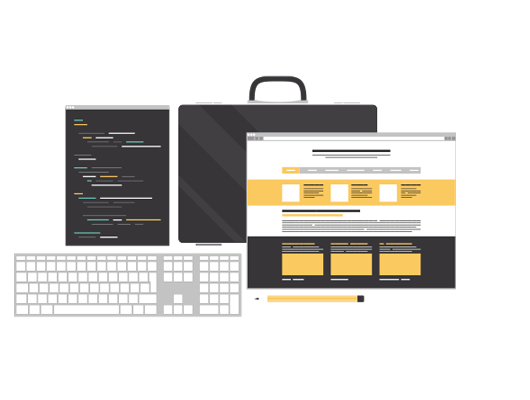 Responsive MSP Website templates
