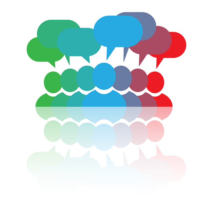 Social Media Conversation Fotolia 95650363 S