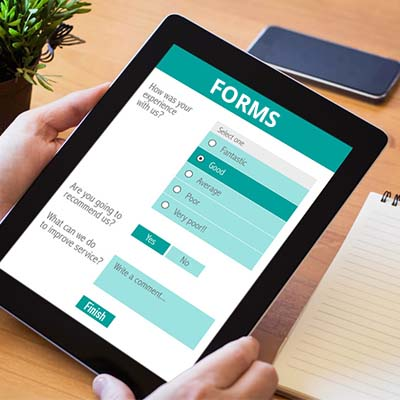 Using Good Form When Creating Forms
