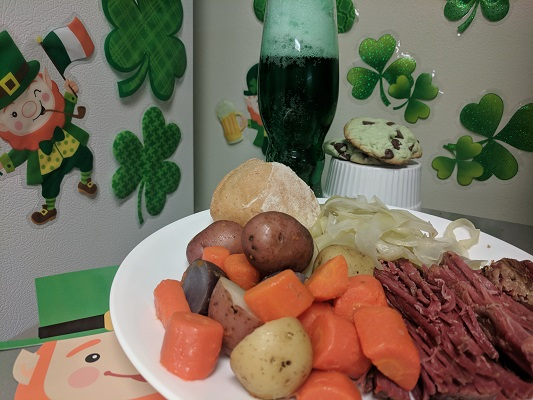 CPT: We Struck Gold With Our St. Paddy's Crock-Pot Thursday!