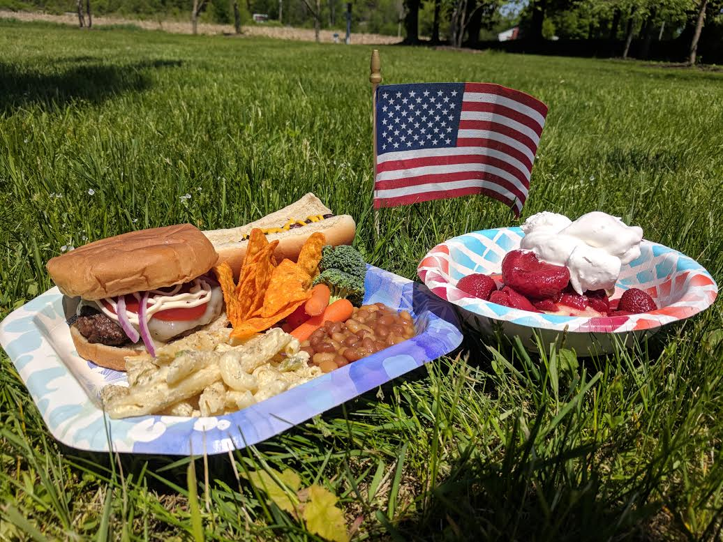 CPT: Celebrating Our Troops with an Outdoor BBQ [VIDEO]