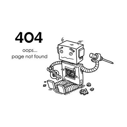 Don't Be Afraid of the 404