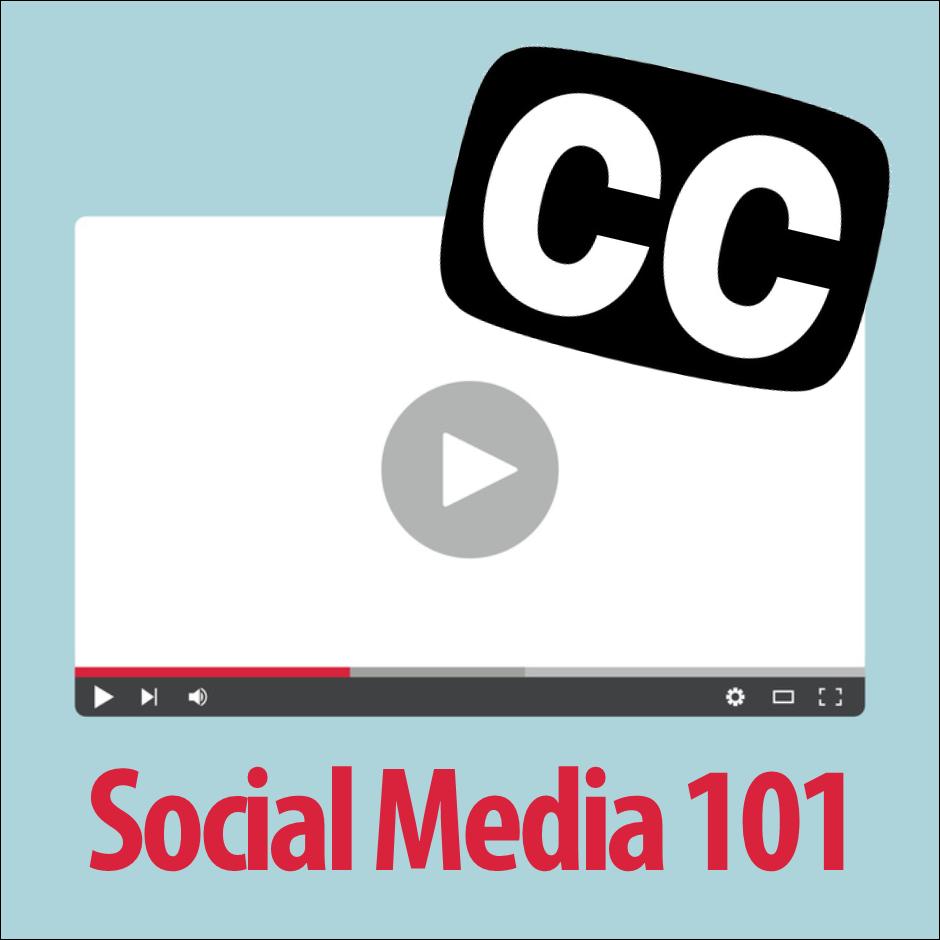 YouTube 101 - Closed Captions [Social Media 101]