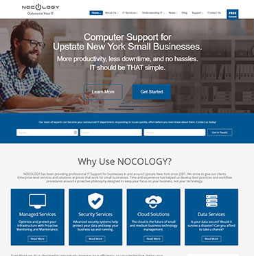 MSP New Themes | MSP Marketing Website Templates | Joomconnect