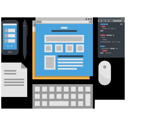 Custom MSP website design and development