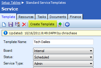 ConnectWise Service Template: Tech Dailies - JoomConnect Blog