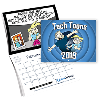 tech toons merch LP 5