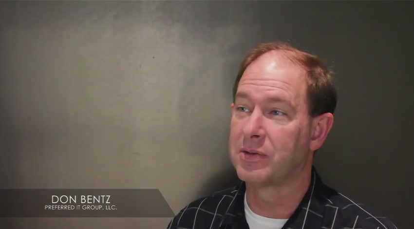 Don Bentz discusses JoomConnect's deep integration with ConnectWise